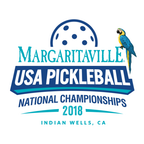 margaritaville usa pickleball logo